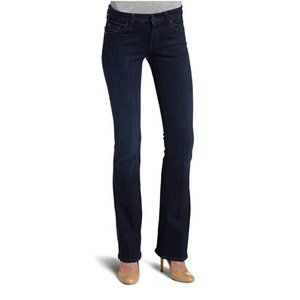 7 For All Mankind Kimmie Curvy Bootcut Jean 30